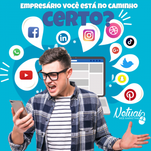 como é seu Web Marketing?